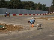 Foto's: Werkzaamheden op Circuit Zolder