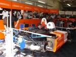 Pitbox G-Force @ Le Mans
